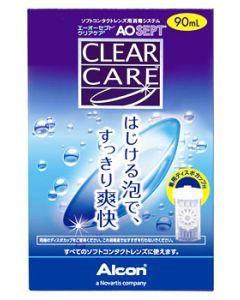 日本アルコン エーオーセプト クリアケア (90mL) ソフトコンタクトレンズ用消毒システム 【医薬部外品】