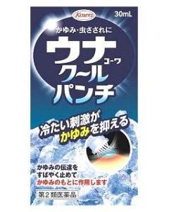 【第2類医薬品】興和新薬 ウナコーワクールパンチ (30mL) ウナコーワ かゆみ・虫さされに