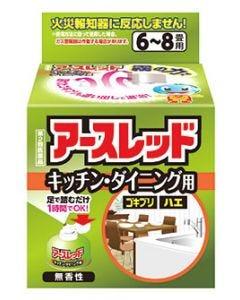 【第2類医薬品】アース製薬 アースレッド キッチン・ダイニング用 無香性 6〜8畳用 殺虫剤 (100mL)