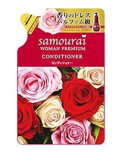 SPR サムライウーマン プレミアム コンディショナー ローズアロマティックの香り (370mL)
