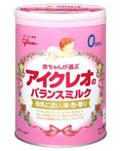 グリコ アイクレオ 赤ちゃんが選ぶ アイクレオのバランスミルク 0ヶ月から (800g) 【粉ミルク】 ※軽減税率対象商品
