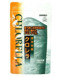 オリヒロ 清浄培養 クロレラ つめかえ用 (900粒) 詰め替え用 ※軽減税率対象商品