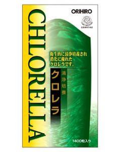 オリヒロ 清浄培養 クロレラ (1400粒) ※軽減税率対象商品
