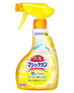 花王 バスマジックリン 泡立ちスプレー 本体 (380mL) マジックリン 浴室用洗剤 除菌 【kao1610T】