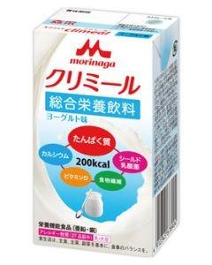 森永乳業 エンジョイ クリミール ヨーグルト味 (125mL) 栄養機能食品 亜鉛 銅 ※軽減税率対象商品