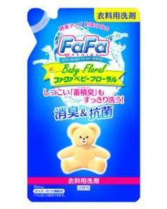 NSファーファ・ジャパン ファーファ 液体洗剤 ベビーフローラルの香り つめかえ用 (810mL) 詰め替え用