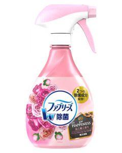 P&G ファブリーズ ダブル除菌 with レノアハピネス アンティークローズ&フローラルの香り 本体 (370mL) 【P&G】