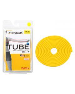 【◇】 D&M セラ・チューブ イエロー #TTB-11 (1個) セラチューブ エクササイズチューブ