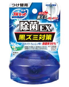 小林製薬 液体ブルーレットおくだけ 除菌EX 清潔なパワーウォッシュの香り つけかえ用 (70mL) 付け替え用 水洗トイレ用 芳香洗浄剤