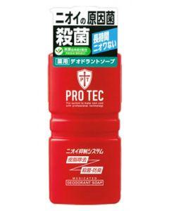 ライオン PRO TEC プロテク 薬用 デオドラントソープ ポンプ (420mL) ボディソープ 【医薬部外品】