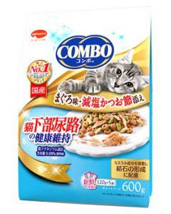 日本ペットフード コンボ キャット 猫下部尿路の健康維持 (600g) キャットフード