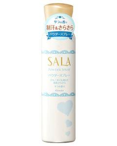 カネボウ SALA サラ パウダースプレーS サラの香り (90g) 制汗剤 【医薬部外品】