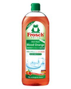旭化成 フロッシュ Frosch 食器用洗剤 ブラッドオレンジ つめかえ用 (750mL) 詰め替え用
