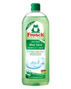 旭化成 フロッシュ Frosch 食器用洗剤 アロエヴェラ つめかえ用 (750mL) 詰め替え用