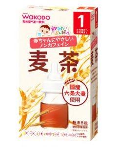 和光堂 飲みたいぶんだけ 麦茶 1ヶ月頃から (1.2g×8包) ベビー用 粉末飲料 ※軽減税率対象商品