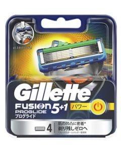 P&G ジレット プログライド フレックスボール パワー 替刃 (4個入) カミソリ 髭剃り 【P&G】