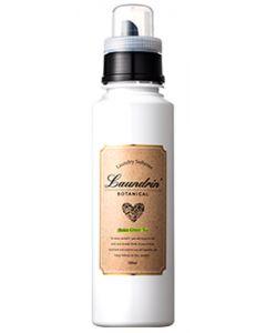 ランドリン ボタニカル 柔軟剤 リラックスグリーンティーの香り (500mL)