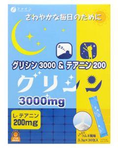 ファイン グリシン3000&テアニン200 (30包) ※軽減税率対象商品