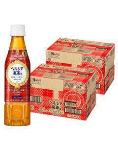 《2ケースセット》 花王 ヘルシア 紅茶 (350mL×24本)×2ケース 特定保健用食品 トクホ 【送料無料】 ※軽減税率対象商品
