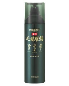 バスクリン インセント 薬用毛髪躍動 (185g) 育毛剤 【医薬部外品】