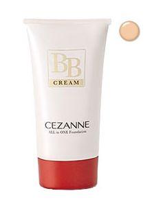 セザンヌ化粧品 BBクリーム 01 ライトオークル SPF23 PA++ (40g)