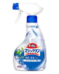 花王 トイレマジックリン 消臭・洗浄スプレー ミントの香り 本体 (380mL) トイレ用洗剤