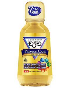 アース製薬 モンダミン プレミアムケア (380mL) 薬用 洗口液 【医薬部外品】