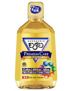 アース製薬 モンダミン プレミアムケア (1080mL) 薬用 洗口液 【医薬部外品】