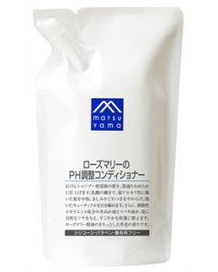 松山油脂 M mark エムマーク ローズマリーのPH調整 コンディショナー つめかえ用 (550mL) 詰め替え用 Mマーク