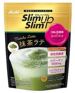 アサヒ スリムアップスリム 酵素+スーパーフードシェイク 抹茶ラテ (315g) ダイエットシェイク ※軽減税率対象商品