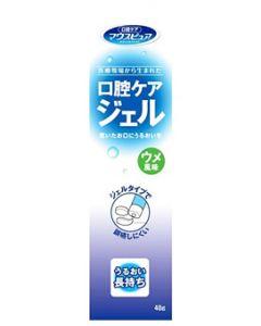川本産業 カワモト マウスピュア 口腔ケアジェル ウメ風味 (40g)
