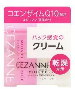 セザンヌ化粧品 モイスチュア リッチ エッセンスクリーム (50g) 保湿クリーム