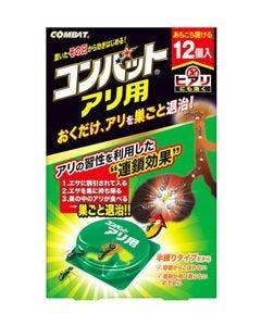 【○】 金鳥 KINCHO キンチョウ コンバット アリ用 (12個) 蟻用駆除剤