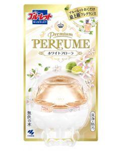 小林製薬 ブルーレット プレミアムパフューム Premium PERFUME ホワイトフローラ (70mL) トイレ用 消臭・芳香洗浄剤