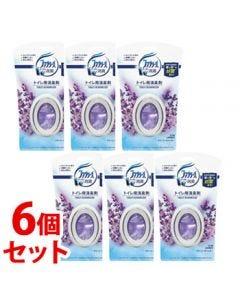 【特売セール】 《セット販売》 P&G ファブリーズ 消臭剤 W消臭 トイレ用 クリーン・ラベンダー (6mL)×6個セット トイレ用 消臭剤 【P&G】