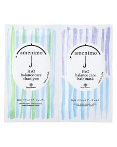 アメニモ amenimo H2O バランスケア シャンプー&ヘアマスク 1dayお試し (10mL+10g) トライアルセット