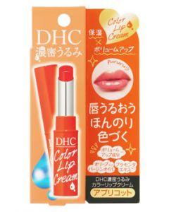 DHC 濃密うるみカラーリップクリーム アプリコット (1.5g) カラーリップ