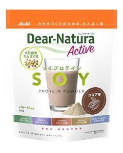 アサヒ ディアナチュラ アクティブ ソイプロテイン ココア味 (360g) 健康食品 ※軽減税率対象商品