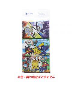 ハヤシ商事 水に流せるポケットティシュ ポケモン (16枚(8組)×6個) ポケットティッシュ ポケットモンスター