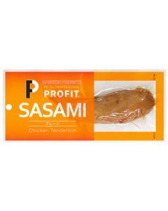 丸善 プロフィット SASAMI ささみ プレーン (1本) 加熱食肉製品 鶏ささみ味付 ※軽減税率対象商品