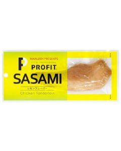 丸善 プロフィット SASAMI ささみ レモン味 (1本) 加熱食肉製品 鶏ささみ味付 ※軽減税率対象商品