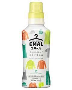 花王 エマール リフレッシュグリーンの香り 本体 (500mL) おしゃれ着用 洗剤