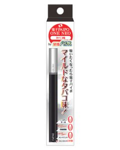 マルマン 電子パイポ ワン ネオ タバコ味 (1個) ONE NEO 禁煙パイポ 使い切りタイプ