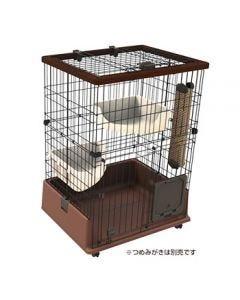 ペティオ necoco 仔猫からのしつけにもぴったりな キャットルームサークル (1個) 猫用ケージ