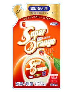 ウエキ スーパーオレンジ 消臭除菌泡タイプ N つめかえ用 (360mL) 詰め替え用 住居用合成洗剤
