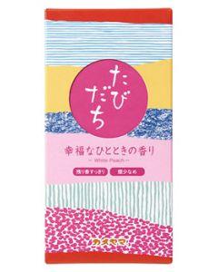 カメヤマ たびだち 幸福なひとときの香り (約90g) 線香