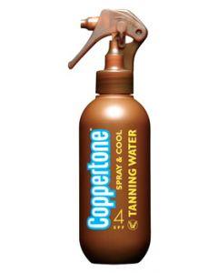 大正製薬 コパトーン タンニングウォーター SPF4 (200mL) 日焼け用化粧水