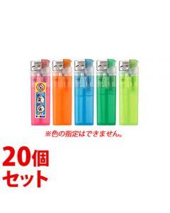 《セット販売》 東海 CRリフレアンチャッカブル PSC チャイルドレジスタンス対応ライター (1本)×20個セット TOKAI ライター