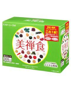 ドクターシーラボ 美禅食 ゴマきな粉味 (30包入) びぜんしょく おきかえダイエット シェイク ※軽減税率対象商品