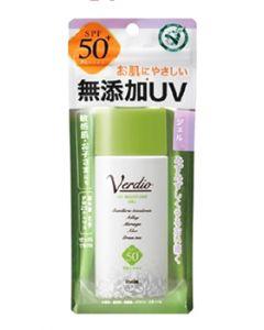 近江兄弟社 ベルディオ UV モイスチャージェル SPF50+ PA++++ (80g) 顔・からだ用 日焼け止め